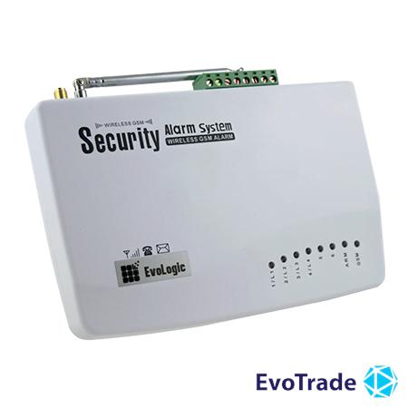 Центральній блок EvoLogic GSS-011 v 2.0 - GSM сигнализация