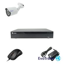 EvoVizion 1OUT-100-LITE - Комплект видеонаблюдения на 1 камеру