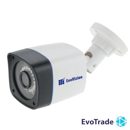 Проводная уличная монофокальная AHD камера EvoVizion AHD-825-200-M v 2.0