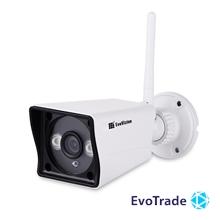 Беспроводная внешняя IP камера с WI-FI EvoVizion IP-mini-08