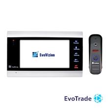 EvoVizion VP-701 + DP-04 - комплект домофона