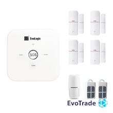 Изображение EvoLogic GSS 014 + 3 DD Комплект беспроводной сигнализации