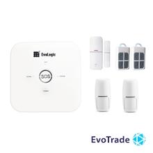 Изображение Комплект беспроводной сигнализации EvoLogic GSS 014 + 1 PIR