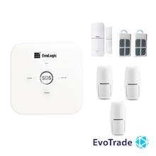 Изображение EvoLogic GSS 014 + 2 PIR Комплект беспроводной сигнализации