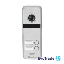 Вызывная панель EvoVizion DP-06/2 Silver