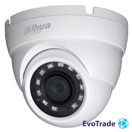 2 МП 1080p водозащитная HDCVI видеокамера Dahua DH-HAC-HDW1220MP-S3 (2.8 мм)