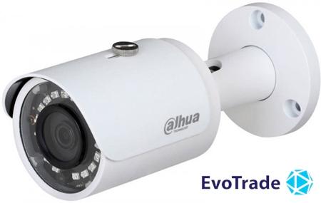 2 МП 1080p HDCVI видеокамера Dahua DH-HAC-HFW1220SP-S3 (2.8 мм)