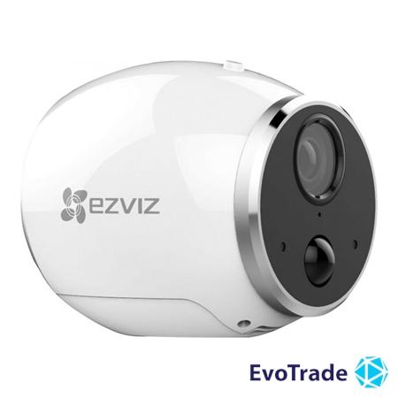 1 Мп Wi-Fi камера на батарейках EZVIZ Hikvision CS-CV316