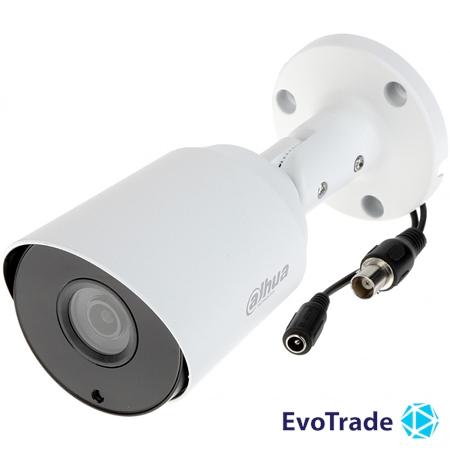 2 Мп HDCVI видеокамера Dahua DH-HAC-HFW1200TP-A-S4 (2.8 мм)