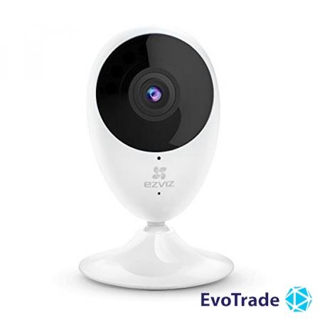 2 Мп Wi-Fi камера с двусторонней аудиосвязью EZVIZ Hikvision CS-CV206-C0-3B2WFR
