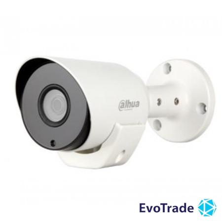 2 Мп HDCVI видеокамера с датчиками влажности и температуры Dahua DH-HAC-LC1220TP-TH