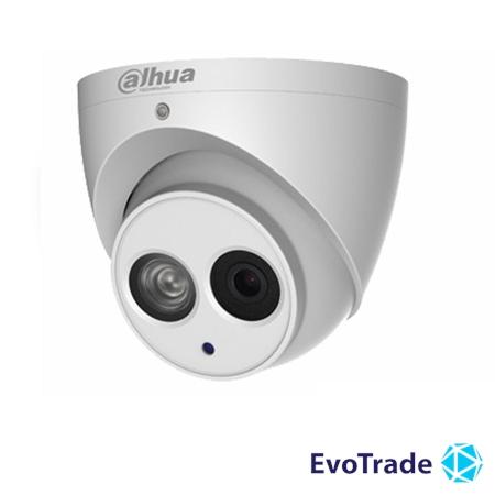 2 МП HDCVI видеокамера Dahua HAC-HDW1200EMP-A (3.6 мм)