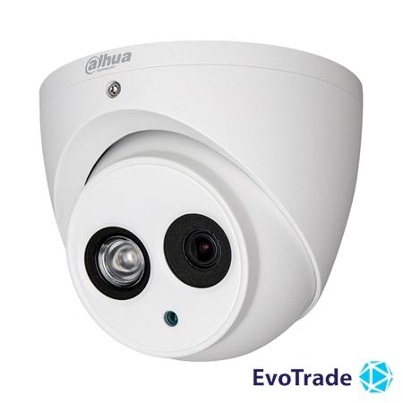 4 Мп HDCVI видеокамера Dahua DH-HAC-HDW1400EMP-A (2.8 мм)