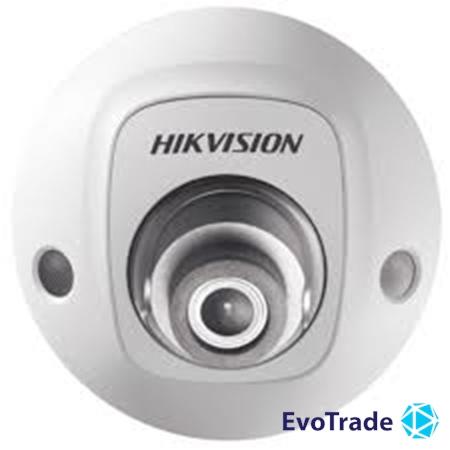 4 Мп мини-купольная сетевая видеокамера EXIR Hikvision DS-2CD2543G0-IWS (4 мм)