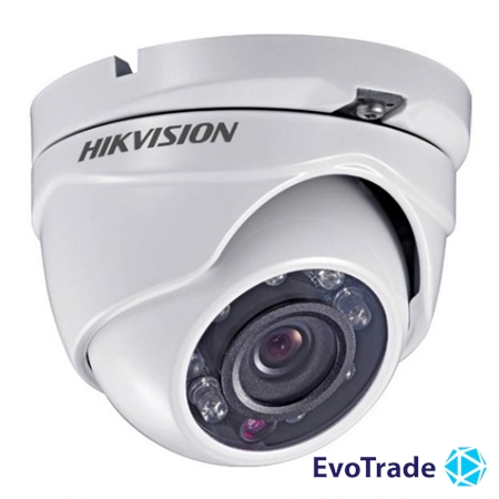 720p HD видеокамера Hikvision DS-2CE56C0T-IRMF (2.8 мм)