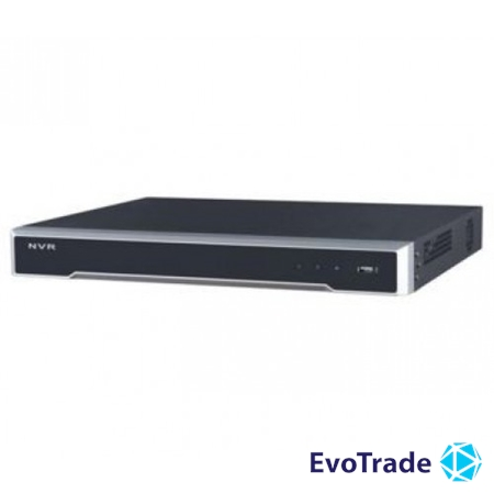 16-канальный 4K сетевой видеорегистратор Hikvision DS-7616NI-K2/16p