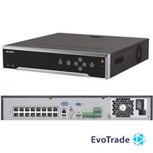 16-ти канальный IP видеорегистратор Hikvision DS-7716NI-K4/16P