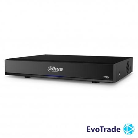 8-канальный Penta-brid 4K Mini 1U XVR видеорегистратор Dahua XVR7108HE-4K-X