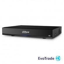 8-канальный Penta-brid 4K Mini 1U XVR видеорегистратор Dahua XVR7108HE-4KL-X