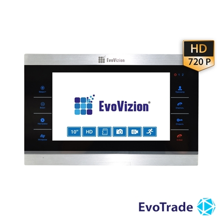 EvoVizion VP-1008AHD - Видеодомофон