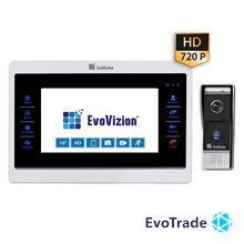 EvoVizion VP-1007AHD + DP-05AHD - комплект домофона