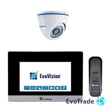 Комплект домофона EvoVizion VP-711TS + DP-04 cam