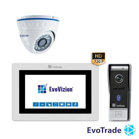 EvoVizion VP-713TS AHD + DP-05AHD cam