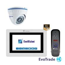 Комплект домофона EvoVizion VP-713TS AHD + DP-04 cam