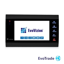 Видеодомофон EvoVizion VP-701 Black