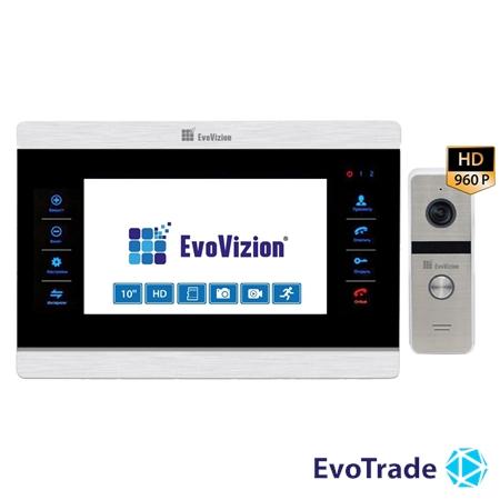 Комплект домофона EvoVizion VP-1008AHD + DP-06AHD