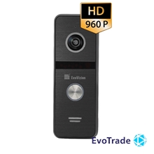 Вызывная панель EvoVizion DP-06AHD Black