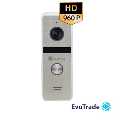 Вызывная панель EvoVizion DP-06AHD Silver
