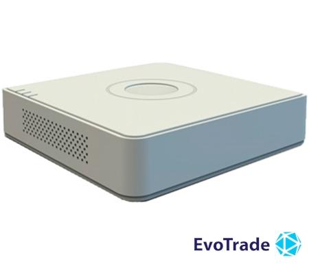 Изображение 4-канальный NVR с PoE коммутатором на 4 порта Hikvision DS-7104NI-Q1/4P