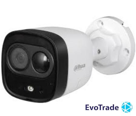 Зображення 2MP HDCVI камера активного реагирования Dahua DH-HAC-ME1200DP 2.8mm