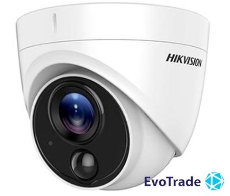 Зображення 5Мп Turbo HD видеокамера с PIR датчиком Hikvision DS-2CE71H0T-PIRLPO (2.8 мм)