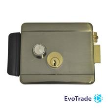 Электромеханический замок Atis Falcon Eye Lock Chrome