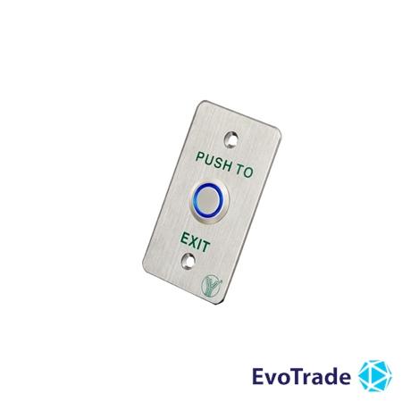 Кнопка выхода Yli Electronic PBK-814B(LED)