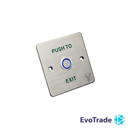 Кнопка выхода Yli Electronic PBK-814C(LED)