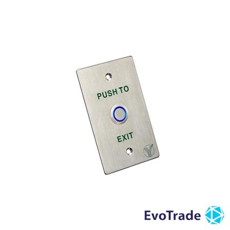 Кнопка выхода Yli Electronic PBK-814D(LED)