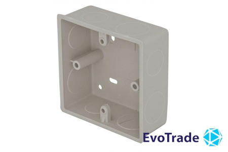 Коробка под кнопку выхода Yli Electronic MBB-800B-PM