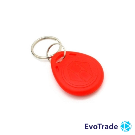 Брелок Atis RFID KEYFOB MF Red