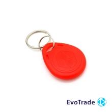 Брелок Atis RFID KEYFOB EM Red