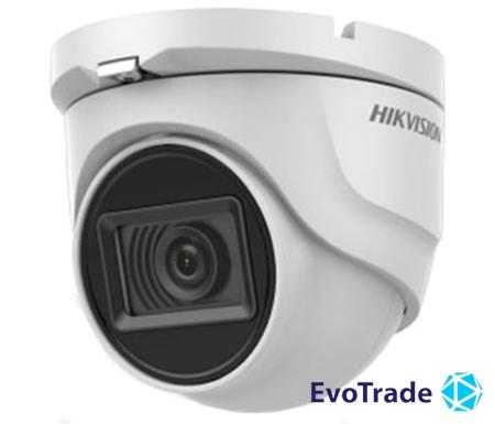 Зображення 8 Мп Turbo HD видеокамера Hikvision DS-2CE76U0T-ITMF (2.8 мм)