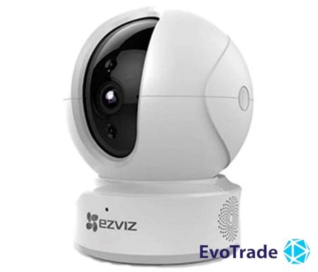 Изображение 1 Мп поворотная Wi-Fi  видеокамера Ezviz CS-CV246-B0-1C1WFR