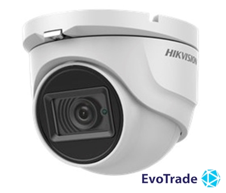 Изображение 5Мп Ultra-Low Light Turbo HD видеокамера Hikvision Hikvision DS-2CE76H8T-ITMF (2.8 мм)