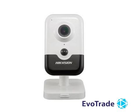 Зображення 6Мп IP видеокамера Hikvision c детектором лиц и Smart функциями Hikvision DS-2CD2463G0-I (2.8 мм)