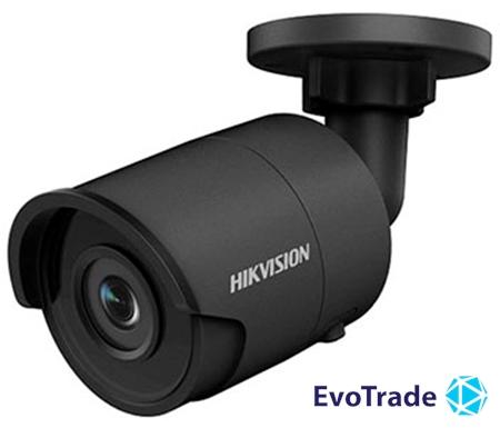 Зображення 4 Мп IP видеокамера с ИК подсветкой Hikvision DS-2CD2043G0-I (2.8 мм) черная