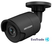 Изображение Hikvision DS-2CD2043G0-I (2.8 мм) черная 4 Мп IP видеокамера с ИК подсветкой