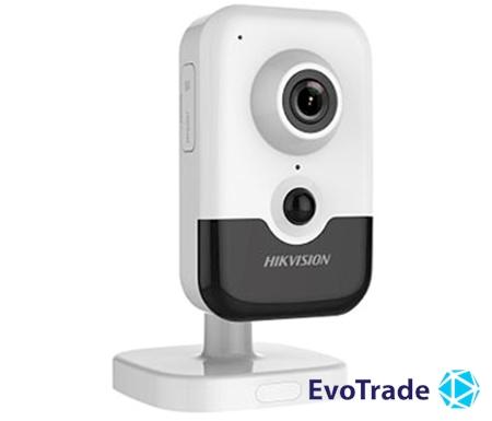 Зображення 2 Мп IP відеокамера з Wi-Fi Hikvision DS-2CD2421G0-IW (2.8 мм)