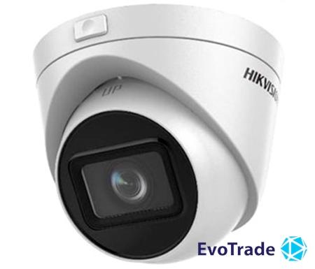 Зображення 4 Мп ИК купольная видеокамера Hikvision Hikvision DS-2CD1H43G0-IZ (2.8-12 мм)